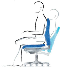 provate la vostra sedia