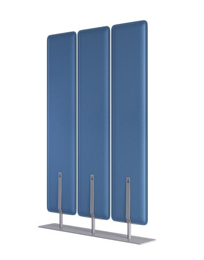 Struttura pannelli fonoassorbenti struttura freestanding for Fonoassorbenti pannelli